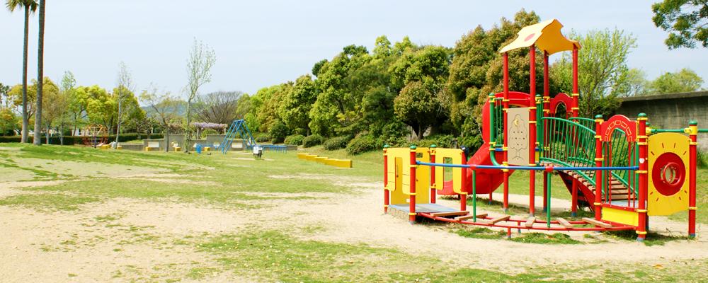 西 松江 緑地 サッカー 場
